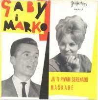 Ja Ti Pivam Serenadu / Maškare Gabi Novak I Marko Novosel
