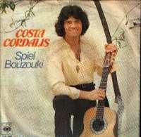 Spiel Bouzouki / Goodbye My Love Costa Cordalis D uvez
