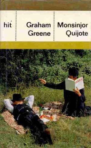 Monsinjor Quijote Greene Graham tvrdi uvez