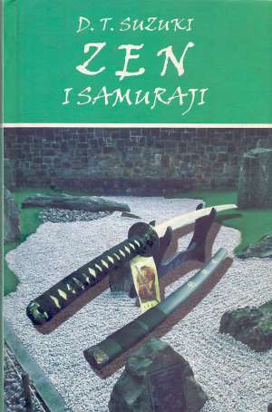 Zen i samuraji D. T. Suzuki meki uvez