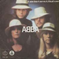 Dancing Queen / That's Me ABBA D uvez