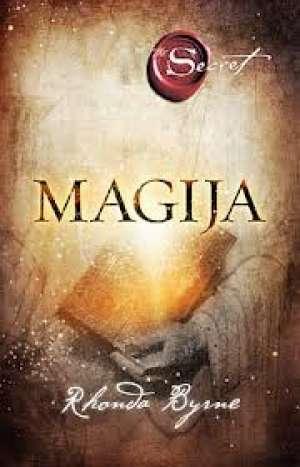Magija Rhonda Byrne meki uvez