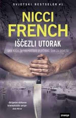 Iščezli utorak French Nicci meki uvez
