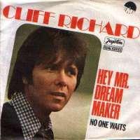 Hey Mr. Dreammaker / No One Wants Cliff Richard D uvez