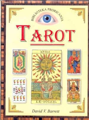 Tarot David V. Barrett tvrdi uvez