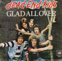 Glad All Over / Last Night In China Town Dead End Kids D uvez