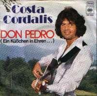 Don Pedro / Wir Zwei Auf Einem Weg Costa Cordalis D uvez
