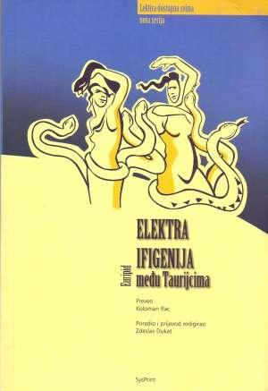 Elektra, Ifigenija među Taurijcima Euripid meki uvez