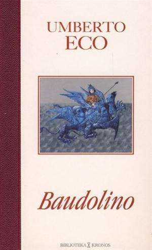 Baudolino Eco Umberto tvrdi uvez