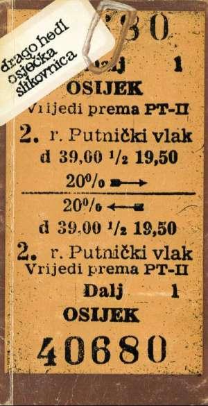 Osječka Slikovnica - Drago hedl