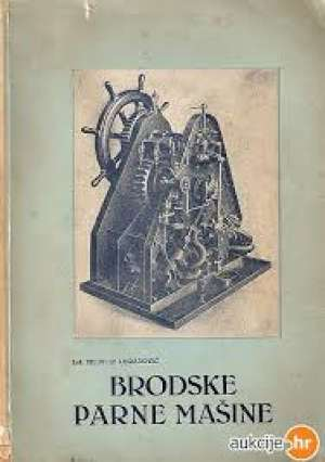 Milivoje Obradović - Brodske parne mašine