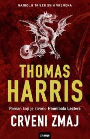 Crveni zmaj Harris Thomas meki uvez