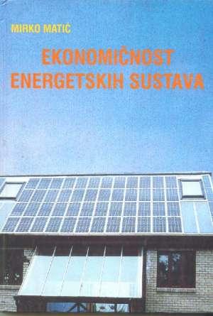 Ekonomičnost energetskih sustava Mirko Matić tvrdi uvez