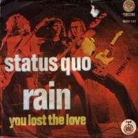 Rain / You Lost The Love Status Quo D uvez