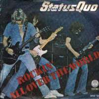 Rockin' All Over The World / Ring Of A Change Status Quo D uvez