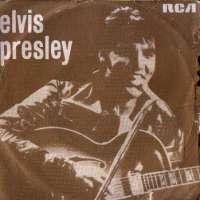 Kentucky Rain / My Little Friend Elvis Presley D uvez