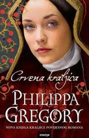 Crvena kraljica Gregory Philippa meki uvez