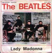 Lady Madonna / The Inner Light Beatles D uvez