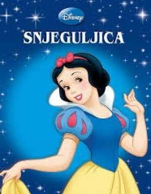 Snjeguljica Walt Disney Slikovnica tvrdi uvez
