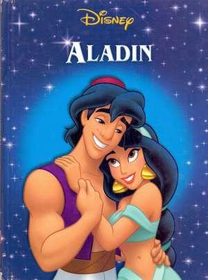 Aladin Walt Disney Slikovnica tvrdi uvez