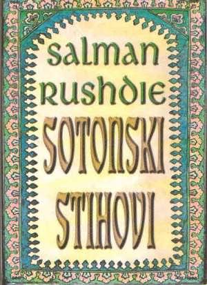 Sotonski stihovi Rushdie Salman meki uvez
