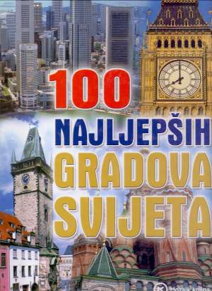Ivanka Borovec / Urednica - 100 najljepših gradova svijeta