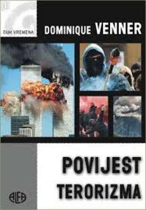 Povijest terorizma Dominique Venner meki uvez