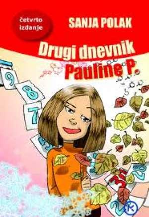 Drugi dnevnik Pauline P. Polak Sanja meki uvez