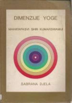 Dimenzije yoge Mahatapasvi Shri Kumarswamiji meki uvez