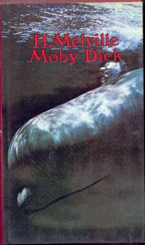 Moby Dick ili bijeli kit Melville Herman tvrdi uvez