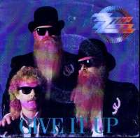 Give It Up / Sharp Dressed Man ZZ Top D uvez