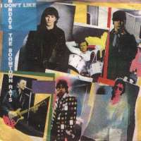 I Don't Like Mondays / It's All The Rage Boomtown Rats D uvez