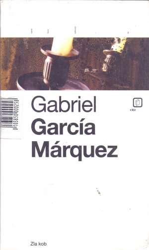 Zla kob Marquez Gabriel Garcia meki uvez