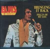 Bringing It Back / Pieces Of My Life Elvis Presley D uvez