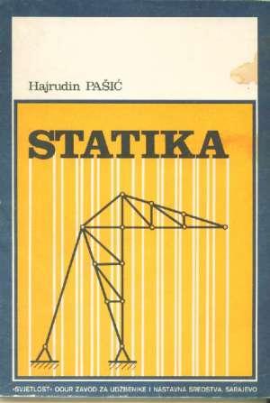 Statika Hajrudin Pašić meki uvez