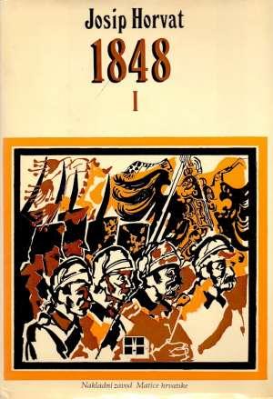 1848 1-2 Josip Horvat tvrdi uvez
