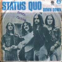Down Down / Nightride Status Quo
