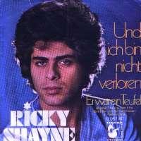 Und Ich Bin Nicht Verloren / Er War Ein Teufel Ricky Shayne D uvez