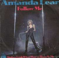 Follow Me / Mother, Look What They've Done To Me Amanda Lear D uvez