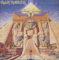 Gramofonska ploča Iron Maiden Powerslave LSEMI 11082, stanje ploče je 8/10