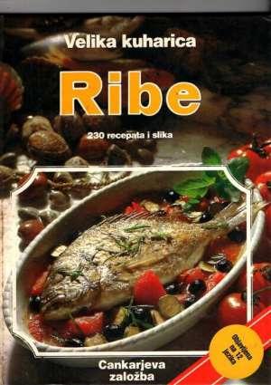 Velika kuharica - ribe Annette Wolter tvrdi uvez