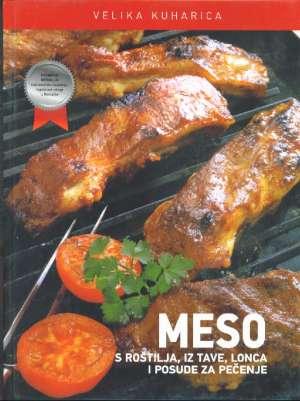 Velika kuharica - Meso Annette Wolter tvrdi uvez