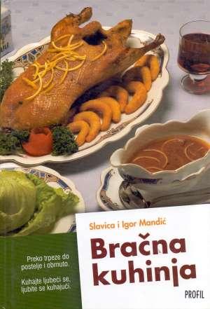 Bračna kuhinja Slavica I Igor Mandić tvrdi uvez