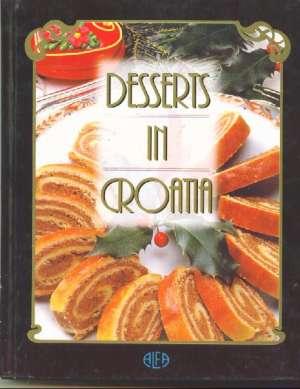 Desserts in Croatia Ivanka Biluš, Ivanka Božić, Cirrla Roda tvrdi uvez