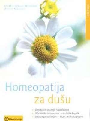 Markus Wiesenauer, Annette Kerckhoff - Homeopatija za dušu