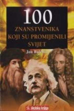100 znanstvenika koji su promijenili svijet Balchin Jon meki uvez