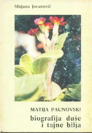 Mirjana Jovanović - Biografija duše i tajne bilja