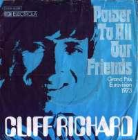 Power To All Our Friends / Come Back Billie Joe Cliff Richard D uvez