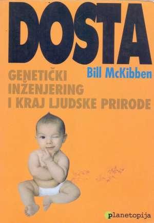 Bill McKibben - Dosta