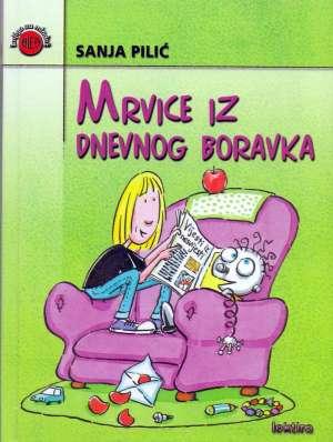 Mrvice iz dnevnog boravka Pilić Sanja tvrdi uvez